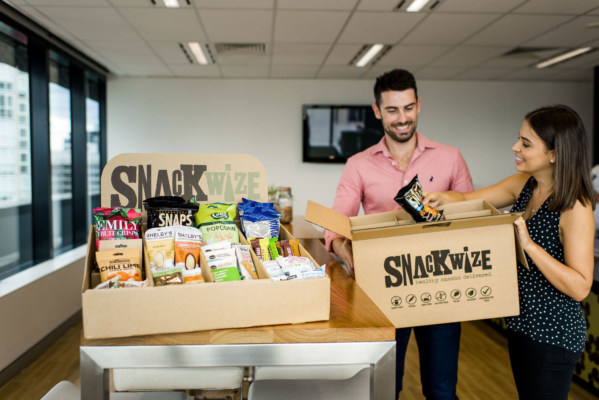 Snacking Culture Is Changing to Healthier, More Convenient Options